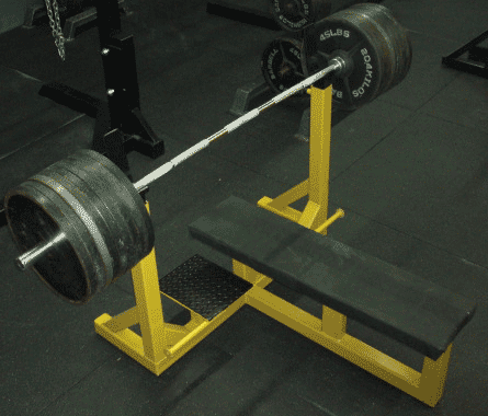 METAL MILITIA BENCH PRESS